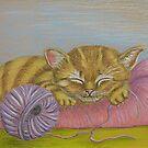 Nap Time by thuraya arts