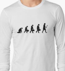 99 Steps of Progress - Costume parties Long Sleeve T-Shirt