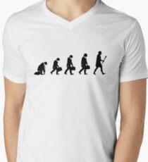99 Steps of Progress - Costume parties Men's V-Neck T-Shirt