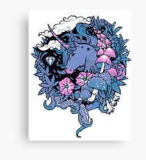 - Magical Unicorn - Canvas Print