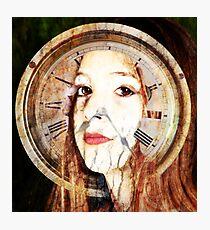 TimeTravel Photographic Print