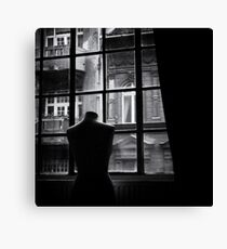 Lonely afternoon Canvas Print