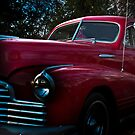 Classic Car - Red by pattipics