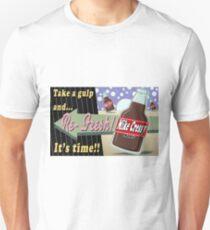 Mike Cressy Soda Unisex T-Shirt