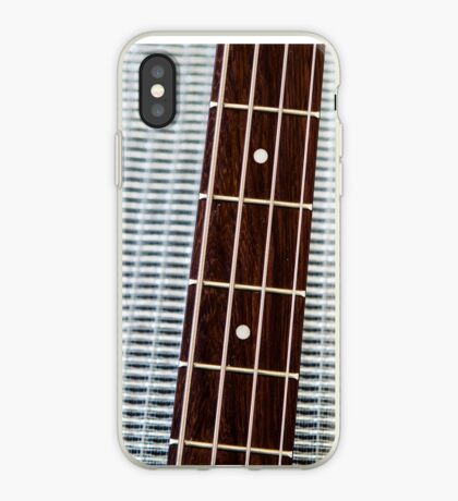 It's all about the bass iPhone Case
