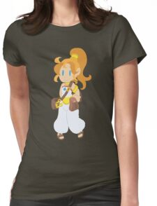 Cute Marle  Womens Fitted T-Shirt