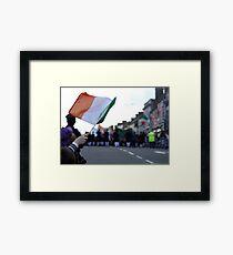 St Patricks day Ireland Framed Print