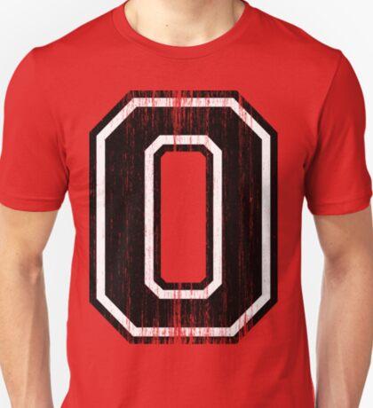 Big Varsity Letter 0 T-Shirt