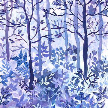 Lavender by alyssakorea