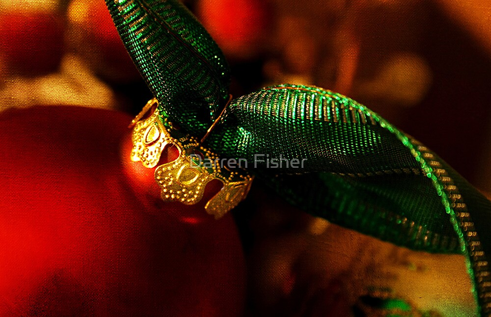 Christmas Warmth by Darren Fisher