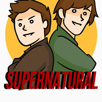 The Winchesters by robynhinchman
