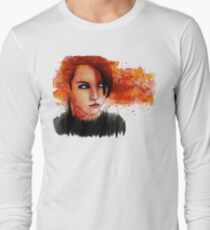 The One Who Played With Fire Long Sleeve T-Shirt
