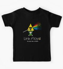 Link Floyd: the Dark Side of Hyrule Kids Tee