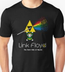 Link Floyd: the Dark Side of Hyrule T-Shirt