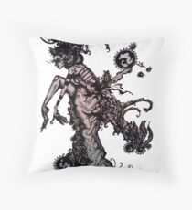 Lady Crawley Throw Pillow