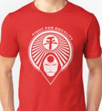 Fight for Equality with Amon T-Shirt
