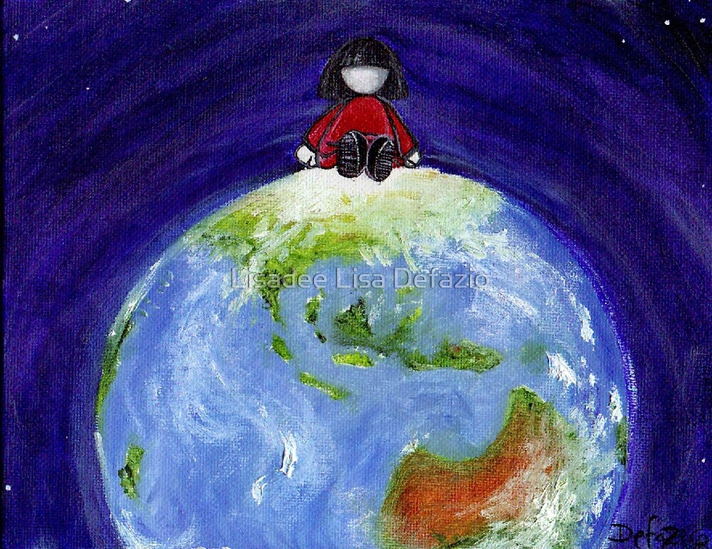 Clara Takes on the World by Lisadee Lisa Defazio