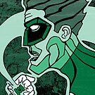 Emerald Flashlight by dawlism