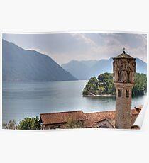 Lake Como Poster