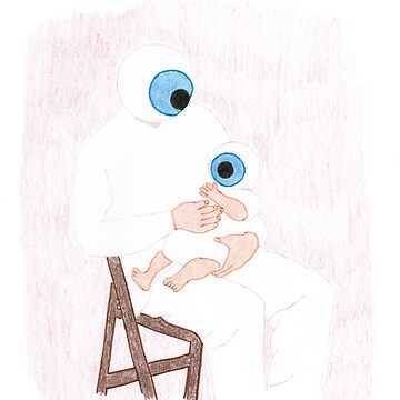 Daddy Eyeball by daeryk