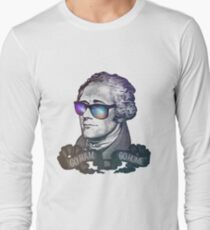 Hamilton: Go Ham or Go Home! Long Sleeve T-Shirt