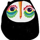 Rainbow Bags owl by annieclayton