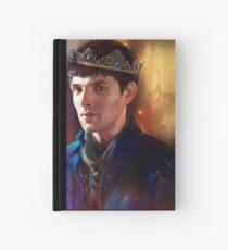 Prince Merlin Hardcover Journal