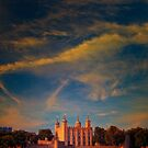 Tower of London by paulgrand