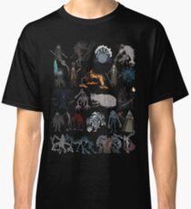 Bloodborne bosses Classic T-Shirt