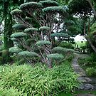 Zen Garden #2 - Drôme - France by PB-SecretGarden