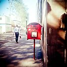 time drop mail by dreikelvin