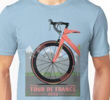 Tour De France Bike Unisex T-Shirt