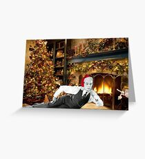 Holiday Buster Greeting Card