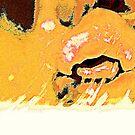 French kiss in yellow by Haydee  Yordan