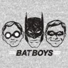 Bat Boys by TeeKetch