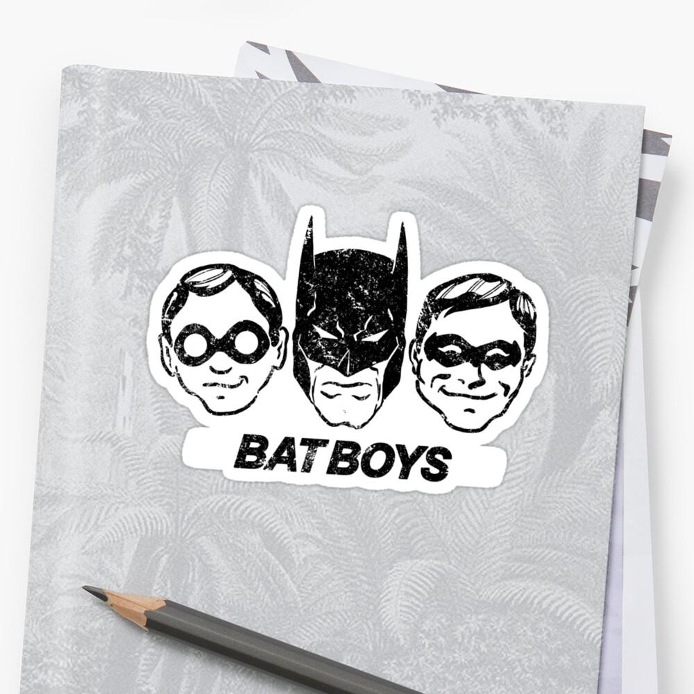 Bat Boys by TeeKetch