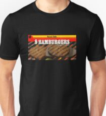 BURGERS! Unisex T-Shirt