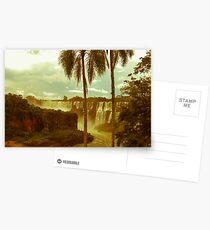 heaven on earth? Postcards