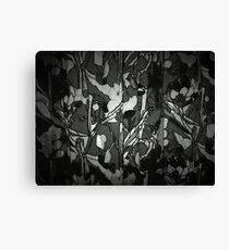 Branch Pattern Canvas Print