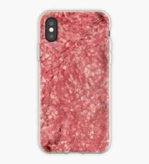 Ground Beef iPhone Case