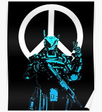Titanfall: Spectre Peace Poster