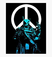 Titanfall: Spectre Peace Photographic Print