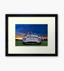 1962 Cooper Race Car ll Framed Print