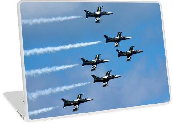 Breitling air display team L-39 Albatross by PhotoStock-Isra