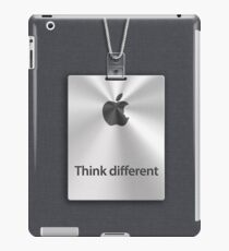 think different iPad Case/Skin
