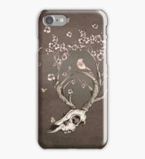 Life 2 - Sepia Version iPhone Case/Skin