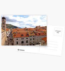 Dubrovnik, Croatia Postcards