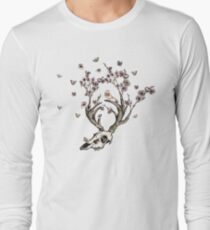 Life 2 - Sepia Version Long Sleeve T-Shirt