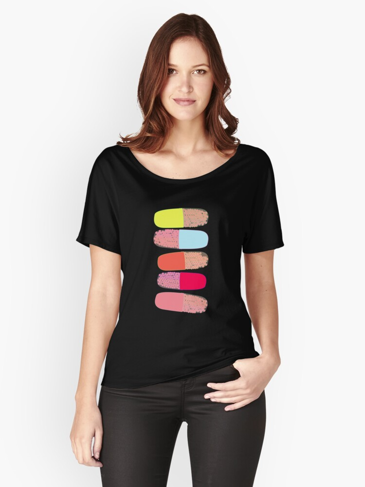 Treats 2 Women's Relaxed Fit T-Shirt Front