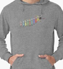 10 Lords a-Leaping Lightweight Hoodie